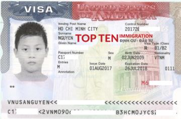 Visa du lịch 5 người gia đình anh Quang - B2, phỏng vấn: 31/07/2017